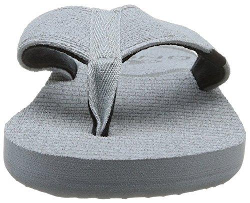 O'Neill Mens FTM KOOSH Flip Flop Sandles Grey (Metal Grey) CU9IyQ