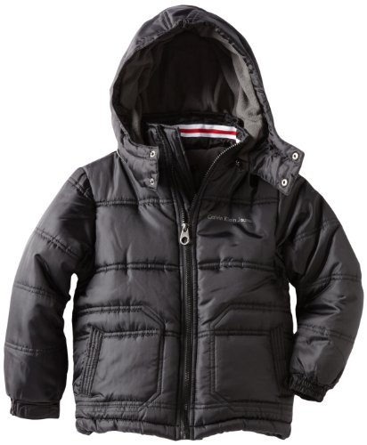 Calvin Klein Little Boys' Bubble Jacket