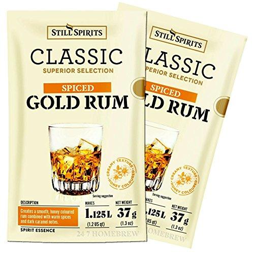 - Still Spirits Classic Spiced Gold Rum Premium Essence Flavours 2.25L