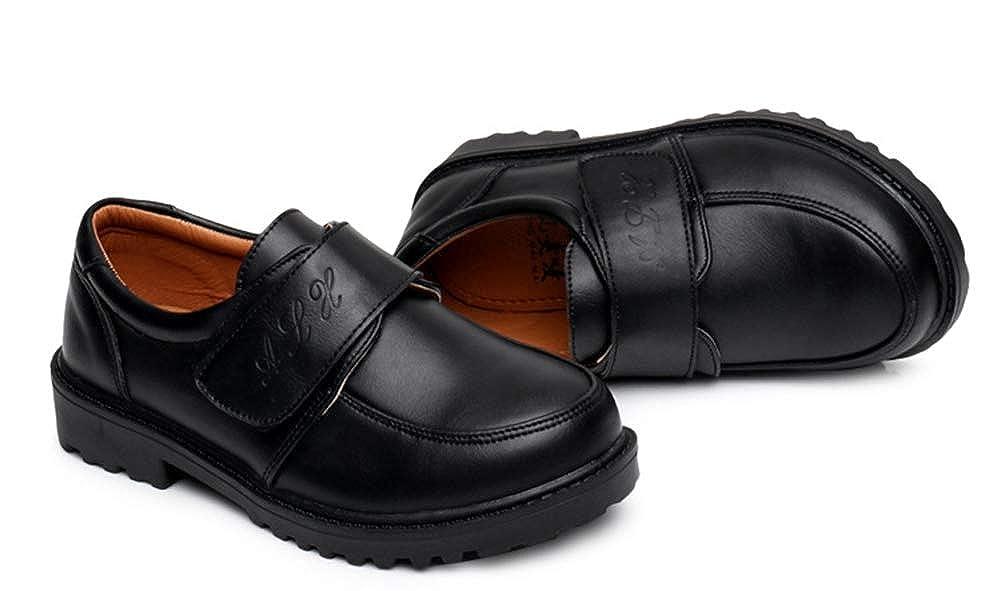 SK Studio Formal Oxford Uniform Dress Shoes Toddler//Little Kid//Big Kid