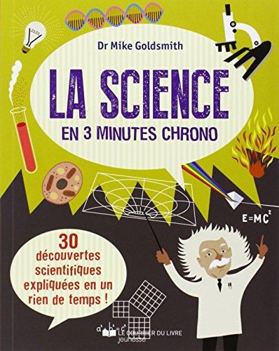 La science en 3 minutes chrono