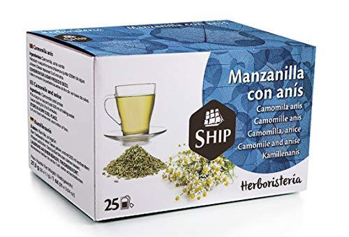 C/25 MANZANILLA CON ANIS Ship