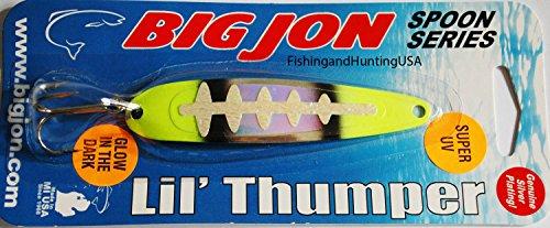 Big Jon Lil Thumper Trolling Spoon