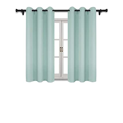 Amazon Com Suo Ai Textile Thermal Insulated Curtain Grommet Top