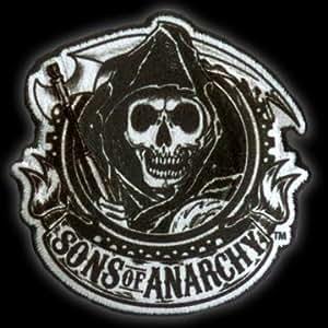 Hijos de la anarquía Hijos Reaper Circular Parche