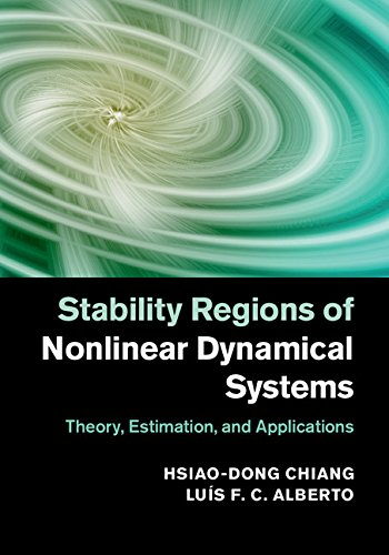 Download Stability Regions of Nonlinear Dynamical Systems: Theory, Estimation, and Applications Pdf