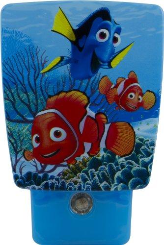 Jasco Disney/Pixar Finding Nemo LED Night Light