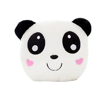 Amazon.com: Lovely Panda Plush Plegable Aire Acondicionado ...