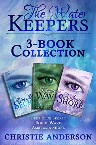 The Water Keepers 3-Book Collection: Deep Blue Secret, Rogue Wave, Ambrosia ()