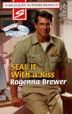 book cover of SEAL It with a Kiss