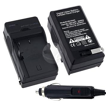 Amazon.com: Cargador de batería EN-EL9 EN-EL9 a para Nikon ...
