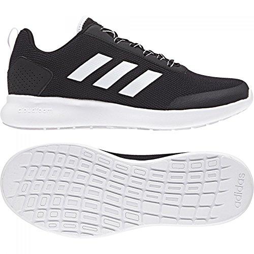 adidas CF ELEMENT RACE W Running-Schuhe-Damen - cblack/ftwwht/ftwwht