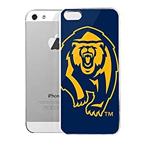 Light weight with strong PC plastic case for iphone 6 4.7 Sports & Collegiate Schools University Of California Berkeley Cal Mascot