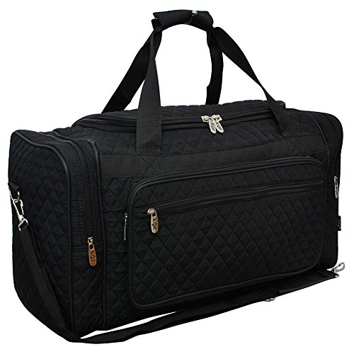 Solid NGIL Quilted Carry on Shoulder 23