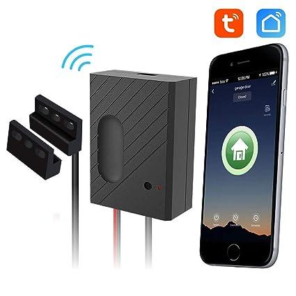 Garage Door Opener App >> Eachen Smart Wifi Garage Door Opener Remote Controller Tuya Smart