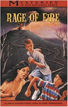 Book Rage Of Fire (Mysteries in Our National Park)