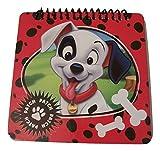 101 dalmatians dipstick - Disney Shaped Memo Pad ~ 101 Dalmatians (Patch on Red; 5