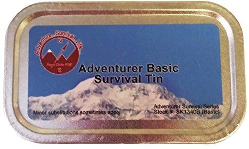 Best Glide ASE Adventurer Basic Survival Tin