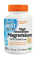 High Absorption Magnesium contains elemental magnesium chelated with the amino acids glycine and lysine. As an essential dietary mineral, magnesium plays many important roles which include: helping cells produce metabolic energy, supporting optimum n...