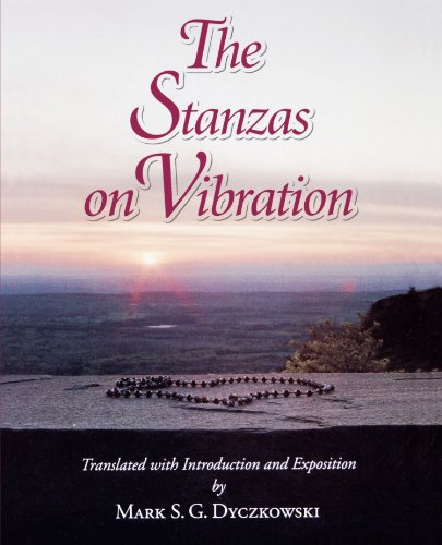 The Stanzas on Vibration (Suny Series in Philosophy and Biology)