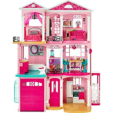 Barbie Dreamhouse Playset with 70+ Accessories