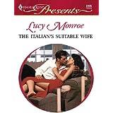 The Italian's Suitable Wife (DiRinaldi Brothers Book 1)