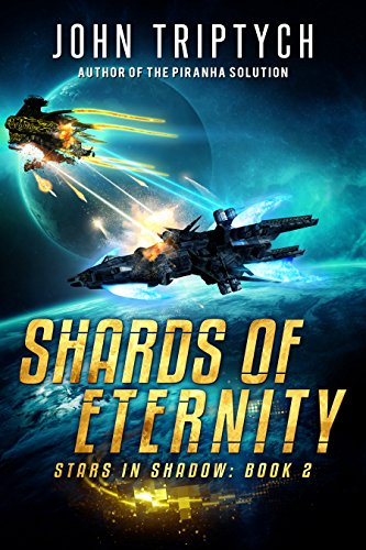 Shards of Eternity (Stars in Shadow Book 2) (English Edition)
