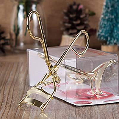 Beauty Tools Lash Curler,Nature Curl Style Cute Curl Eyelash Curlers,Silver