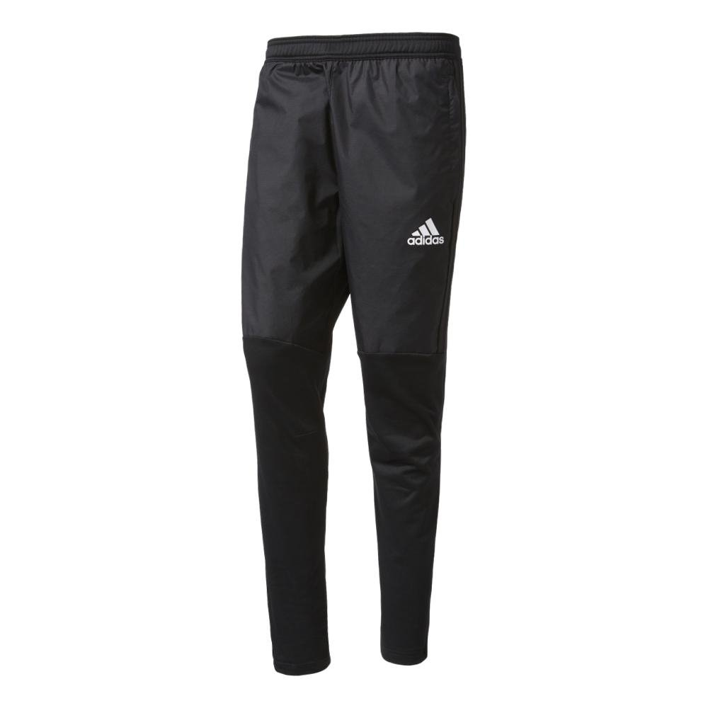 adidas TIRO17 Warm Pants [Black] (S)
