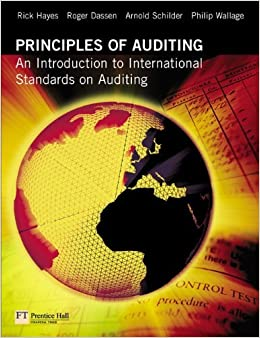 Book Principles of Auditing: An Introduction to International Standards on Auditing (2nd Edition) by Rick Hayes (2004-11-25)
