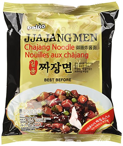 Top recommendation for spicy black bean noodles samyang