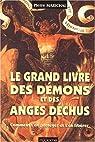 Le grand livre des démons et des anges déchus par Marichal