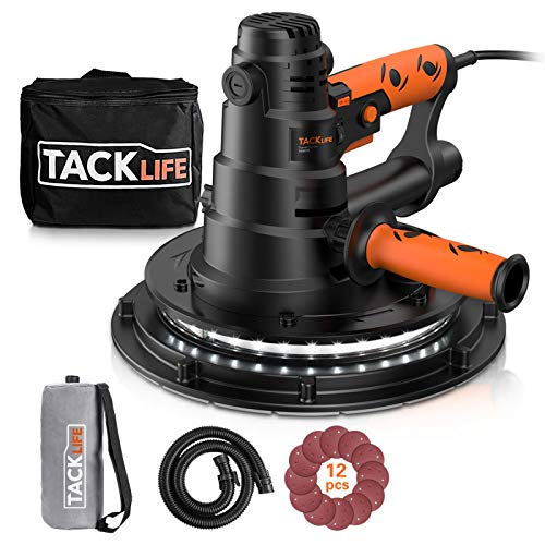 TACKLIFE Handheld Drywall Sander