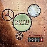 Time Machine 2011: Live in Cleveland (4LP Box Set 200 Gram Vinyl)