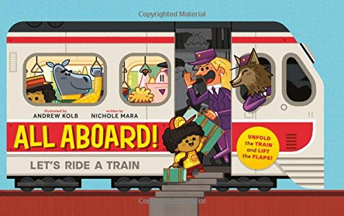 Download All Aboard!: Let's Ride A Train ebook