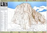 El Capitan Route Map, Wadman, Clay, 098830273X