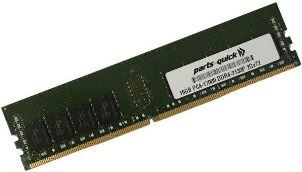 DDR4-19200 - ECC Server Memory//Workstation Memory Upgrade 8GB RAM Memory for Dell PowerEdge R230