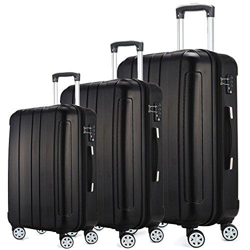闪购! Fochier 旅行箱三件套仅$118.99!