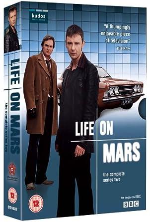 Life on Mars : Complete BBC Series 2 [2007] [DVD]: Amazon co uk