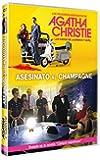 Los pequeños asesinatos de Agatha Christie: Asesinato al champag [DVD]