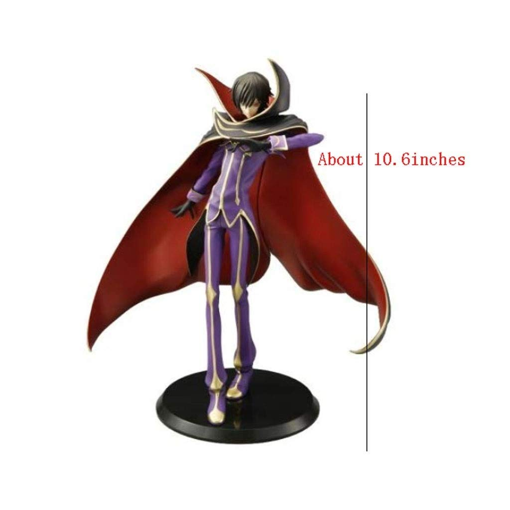 Lelouch//Null-Abbildung Spielzeug Statue Lelouch Rouge Anime Modell Showkig Static PVC Charakter Statue Craft Sammlung Spielzeug Statue Code Geass