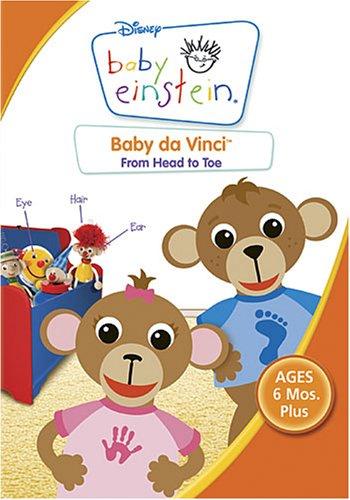 - Baby Einstein - Baby Da Vinci - From Head to Toe
