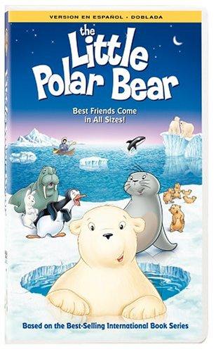 DVD : Little Polar Bear [VHS]