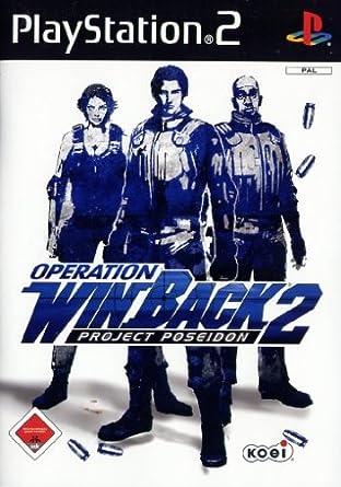operation winback 2 - project poseidon: amazon.de: games  amazon.de