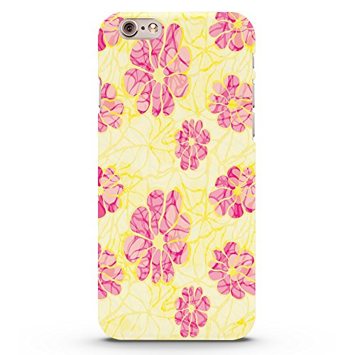 Koveru Back Cover Case for Apple iPhone 6 - Bright Yellow Flowers