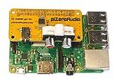 Audio DAC HAT Sound Card (Audio+) for Raspberry PI4 Pi Zero / PI3 / PI3B / PI3B+ / PI2 / Better Quality Than USB