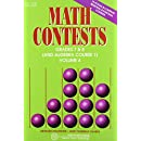 Math Contests, Grades 7 & 8 (and Algebra Course 1): School Years 1996-1997 through 2000-2001 [Volume 4]