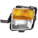 CarPartsDepot Front Bumper Turn Signal Light Lamp Left Side 03-07 Cadillac CTS GM2530126
