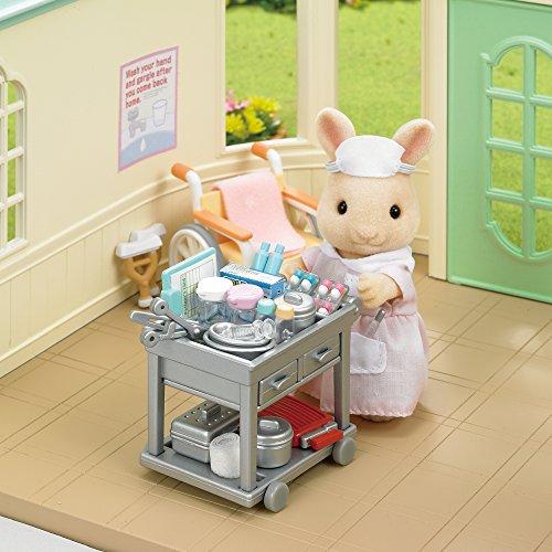 Sylvanian Families Country Nurse Set.