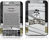 Skinit Kindle Skin (Fits Kindle Keyboard), Wake Forest